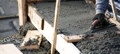 How To Pour A Concrete Retaining Wall Doityourself Com