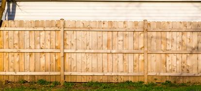 How To Install Wood Fence Panels Doityourself Com