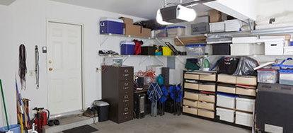 effective garage shelving ideas  doityourself