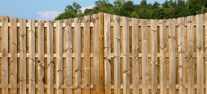 Wood Fencing 101 Doityourself Com