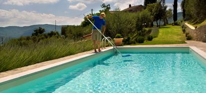 dating pool needs chlorine