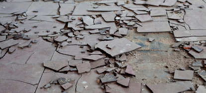 How To Identify Asbestos Floor Tiles Doityourself Com