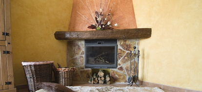 Cool Constructing A River Rock Fireplace Doityourself Com Download Free Architecture Designs Scobabritishbridgeorg
