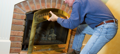 How To Install A Fireplace Damper Doityourself Com