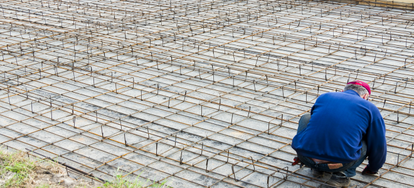 Placing Rebar Under a Concrete Patio | DoItYourself com