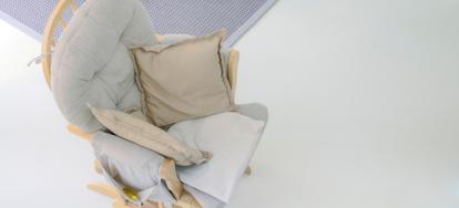 6 Steps to Making Rocking Chair Cushions | DoItYourself com