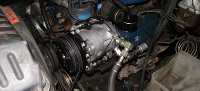 What to Do When a Car AC Compressor Cycles On and Off