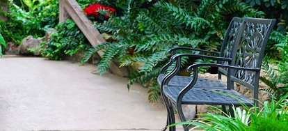 How To Paint Iron Patio Benches How To Paint Iron Patio Benches