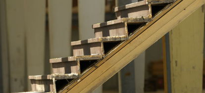 Merveilleux How To Build Basement Stairs Part 1 How To Build Basement Stairs Part 1