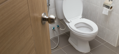 How To Install Ceramic Tile Around A Toilet Flange
