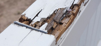 Tips For Filling Rotted Wood Doityourself Com