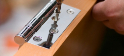 How To Install A Hinge Doityourself Com