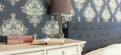 Painting Over Wallpaper Borders Doityourself Com