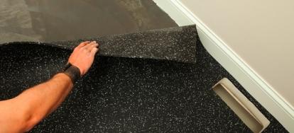 4 Types of Rubber Flooring | DoItYourself com