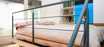Home Renters Insurance >> How to Make a Loft Bed | DoItYourself.com