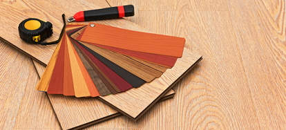 How To Prepare Uneven Subfloors For Laminate Flooring DoItYourselfcom - Dry barrier subfloor