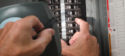 What to Do When Your Electric Breaker Panel Pops and Sizzles ... Fuse Box Popping Noise on crackling noise, ringing noise, cracking noise, humming noise, clicking noise, ticking noise,