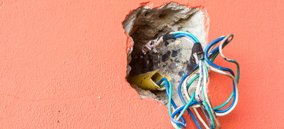 Stupendous Common Electrical Code Violations Doityourself Com Wiring Digital Resources Inamapmognl