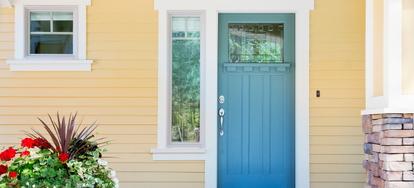 Cutting a Metal Exterior Door | DoItYourself.com