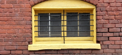 How To Install A Bat Window In Concrete Block Wall