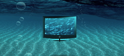 How to Fix a Television That Has Water Damage | DoItYourself com