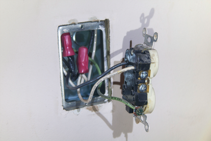 How to Repair an Electrical Outlet That Buzzes or Sparks