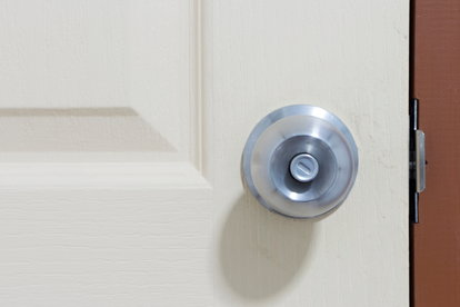 How to Pick a Locked Door Knob | DoItYourself com