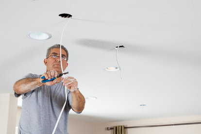 Astounding Recessed Lighting Wiring Instructions Doityourself Com Wiring Database Redaterrageneticorg