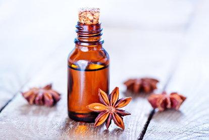 Bottle Of Anise Oil