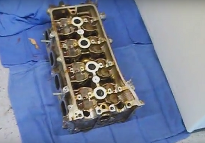 How to Rebuild a Cylinder Head | DoItYourself com