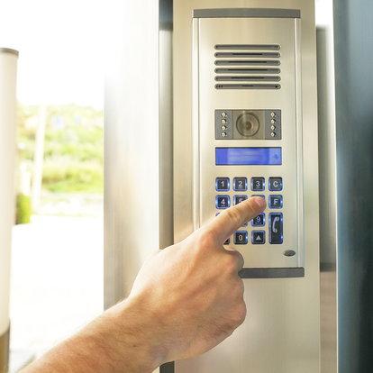 How to Fix an Apartment Intercom Buzzer | DoItYourself.com Gdx Intercom Wiring Diagram on