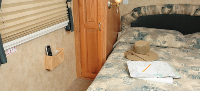 How To Safely And Securely Mount Things On Your Rv Wall