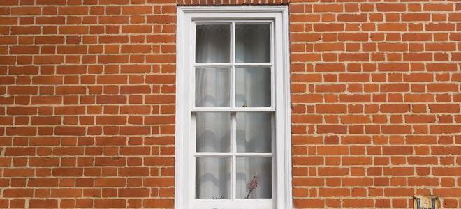 Brick Molding Around Doors And Windows