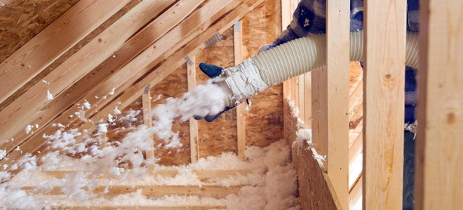 The benefits of cellulose attic insulation doityourself the benefits of cellulose attic insulation the benefits of cellulose attic insulation solutioingenieria Images