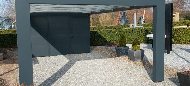 Modern Carport Diy : Enclosing a carport five mistakes to avoid doityourself