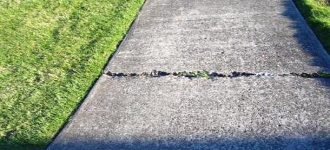 How to repair a cracked sidewalk for Concrete sidewalk cleaner