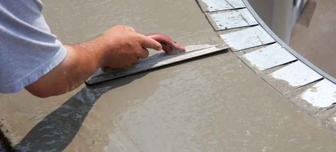 Concrete Pool Repair In 6 Steps Doityourself Com