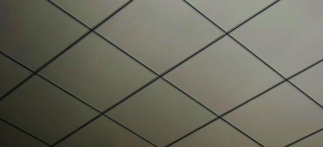 How To Install Suspended Ceiling Tiles How To Install Suspended Ceiling  Tiles