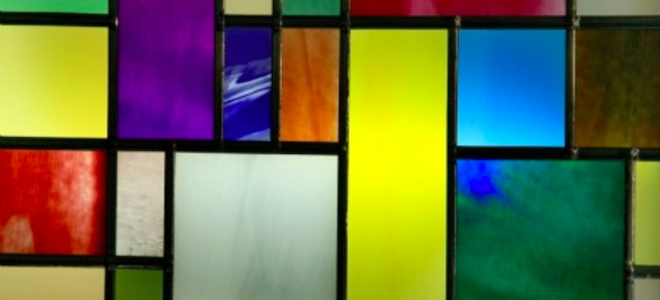 How To Install A Stained Glass Light Fixture