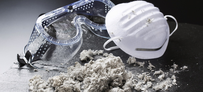 Remove Asbestos Ceiling Tiles