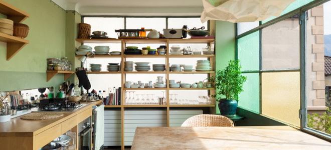 7 alternative kitchen storage ideas doityourself com