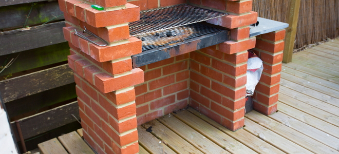 How To Install A Built In Barbecue Grill Doityourself