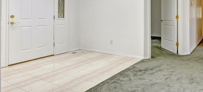 4 Options For A Carpet To Tile Transition Doityourself Com
