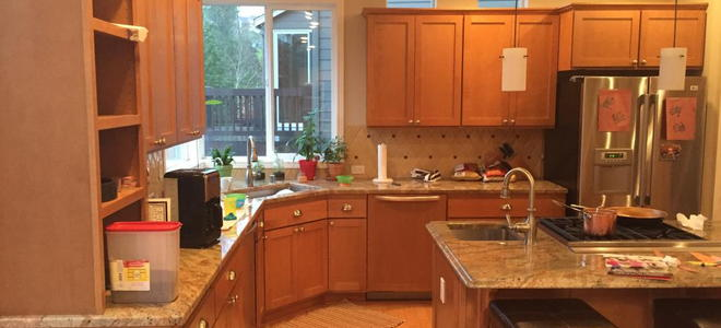Diy Kitchen Cabinets Hgtv Pictures Do It Yourself Ideas: Hot Topics: Is It Worth Painting Kitchen Cabinets