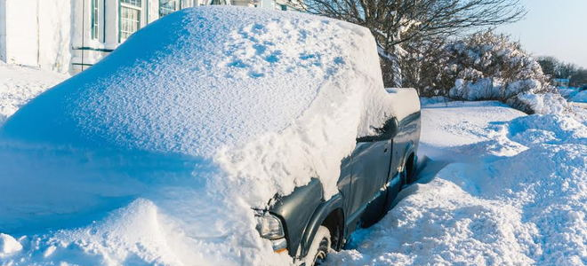 snowytruck 422574 - How To Get Rid Of Packed Snow On Driveway