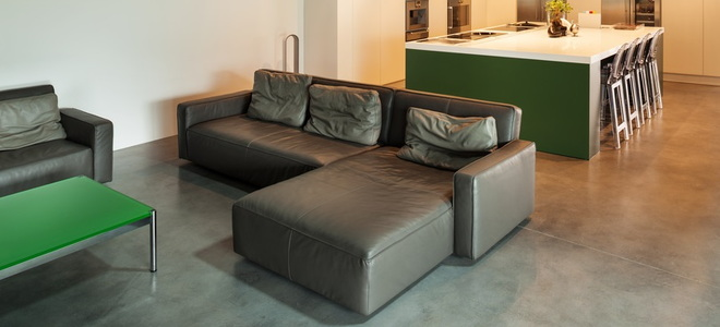 how to smooth an uneven or damaged concrete floor. Black Bedroom Furniture Sets. Home Design Ideas
