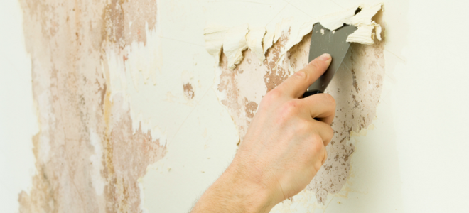 How To Remove Ceiling Wallpaper Doityourself Com