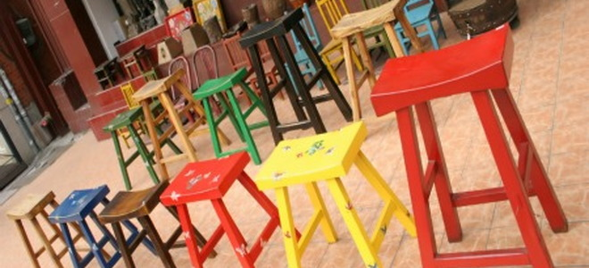 furniture spray paintHow to Spray Paint Furniture  DoItYourselfcom