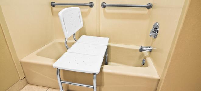 Installing Handicap Bathroom Rails Installing Handicap Bathroom Rails