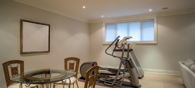 Planning Lighting for a Finished Basement DoItYourselfcom